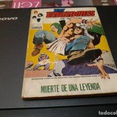 Cómics: COMIC VERTICE TACO LOS VENGADORES - VOL. 1 , NUM. 37 - MUERTE DE UNA LEYENDA ( EPISODIO COMPLETO ). Lote 105711279