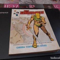 Cómics: COMIC VERTICE TACO LOS VENGADORES - VOL. 1 , NUM. 46 - GUERRA CONTRA LOS DIOSES( EPISODIO COMPLETO ). Lote 105711807
