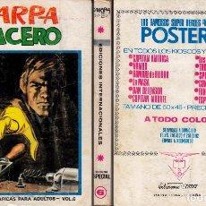 Cómics: VERTICE ZARPA DE ACERO ESPECIAL 6. Lote 105716603