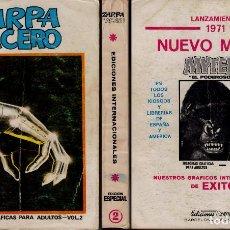 Cómics: VERTICE ZARPA DE ACERO ESPECIAL 2. Lote 105717135
