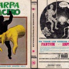 Cómics: VERTICE ZARPA DE ACERO ESPECIAL 5. Lote 105718563