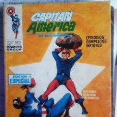 Cómics: CAPITAN AMERICA Nº 14 VERTICE. Lote 105723383