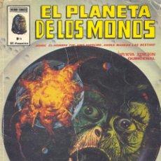 Cómics: PLANETA DE LOS MONOS Nº4. EDITORIAL VÉRTICE, 1979. Lote 105750991