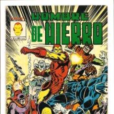 Cómics: COMIC - EL HOMBRE DE HIERRO - VERTICE MUNDI COMICS - Nº 8 - COLOR NOVIEMBRE 1982 18 P. Lote 105985031