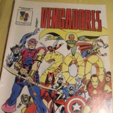 Cómics: LOS VENGADORES Nº 4 - 82 MUNDICOMICS COLOR. Lote 106023911