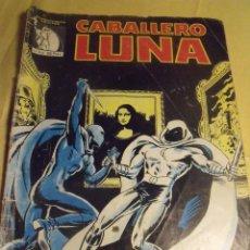 Cómics: CABALLERO LUNA Nº 2 - 82 MUNDICOMICS. Lote 106026083