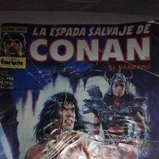Cómics: CONAN EL BARBARO 154. Lote 106026363