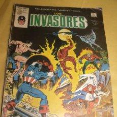 Cómics: LOS INVASORES VOL. 1 Nº 51. Lote 106028299
