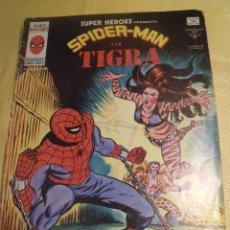 Cómics: SUPER HEROES V. 2 Nº 92 SPIDER-MAN Y LA TIGRA. Lote 106028951