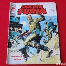 Cómics: SARGENTO FURIA. VOLUMEN 2. Nº 13. C-23 DIFICIL!!!. Lote 106223315