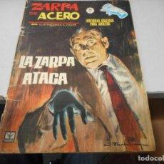 Cómics: ZARPA DE ACERO NUMERO 4 VERTICE. Lote 106550763