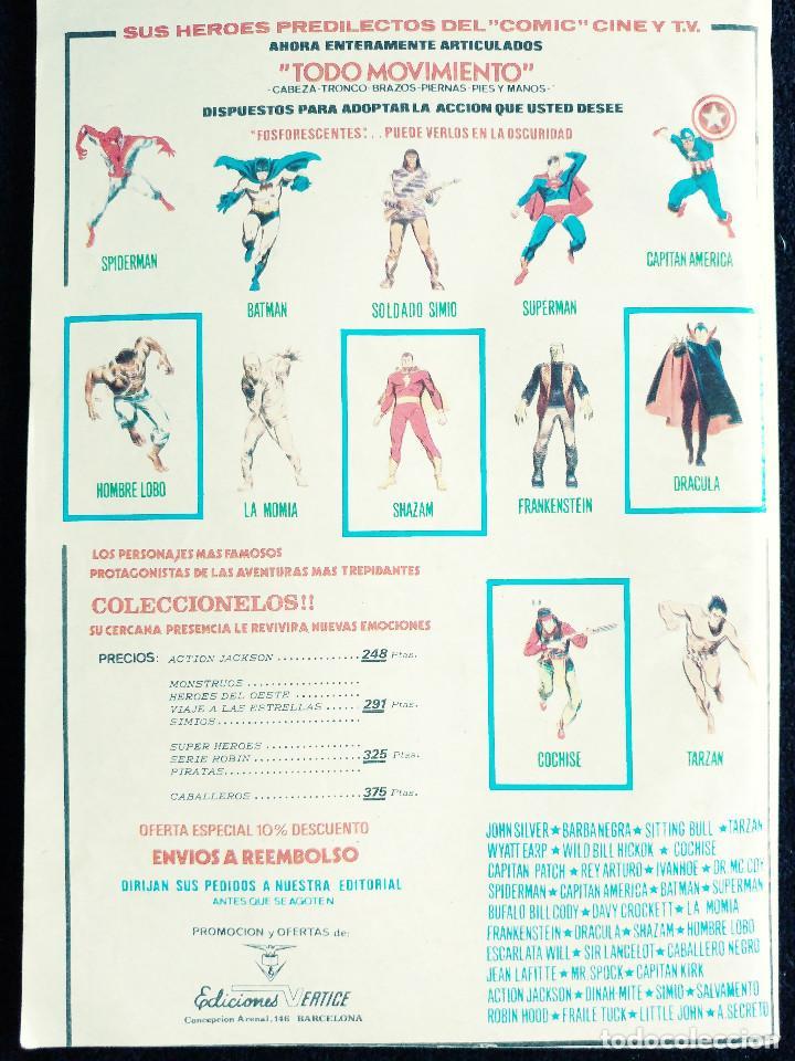 Cómics: PATRULLA X - V 3 - N 10 - CONTRA DOMINUS Y LUCIFER - AÑO 1976 - MUNDI COMICS-ED VERTICE - Foto 2 - 106559315