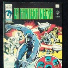 Cómics: LA PANTERA NEGRA - V 1 - N 5 - MOSQUETEROS NEGROS - AÑO 1978 - MUNDI COMICS-ED VERTICE. Lote 106559819