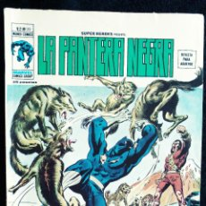 Cómics: LA PANTERA NEGRA - V2 - N 39 - LA SANGRE MANCHA - LA NIEVE VIRGEN -AÑO 1976- MUNDI COMICS-ED VERTICE. Lote 106560383
