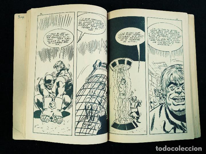 Cómics: PATRULLA X - N 25 - LUCHA DE MUTANTES - AÑO 1974 -TACO - ED VERTICE - Foto 5 - 106589463