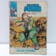 Cómics: SARGENTO FURIA, Nº12. CADA CUAL ES MI ENEMIGO.. Lote 165702108