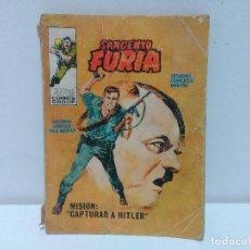 Cómics: SARGENTO FURIA, MISIÓN: CAPTURAR A HITLER, Nº 5. Lote 106652043
