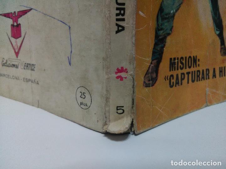 Cómics: Sargento furia, Misión: Capturar a Hitler, Nº 5 - Foto 4 - 106652043