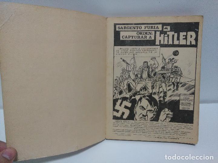 Cómics: Sargento furia, Misión: Capturar a Hitler, Nº 5 - Foto 5 - 106652043