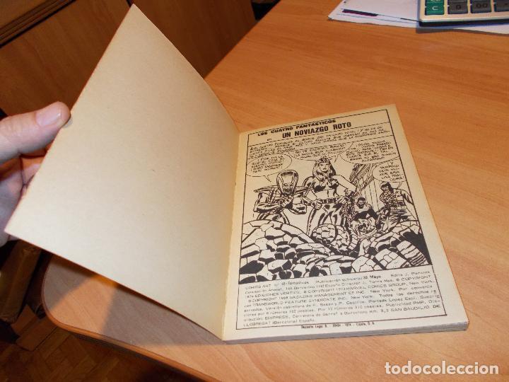 Cómics: LOS 4 FANTASTICOS V.1 Nº 65 MUY BUEN ESTADO - Foto 4 - 55889772