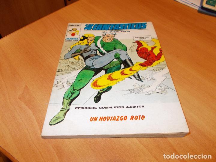 LOS 4 FANTASTICOS V.1 Nº 65 MUY BUEN ESTADO (Tebeos y Comics - Vértice - 4 Fantásticos)