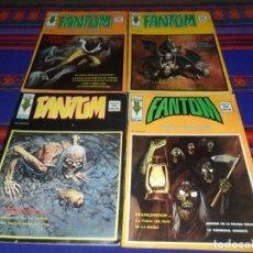 Cómics: VÉRTICE VOL. 2 FANTOM NºS 4, 5, 6 Y 7. 30 PTS. 1974. CON FRANKENSTEIN. MUY BUEN ESTADO.. Lote 106926071