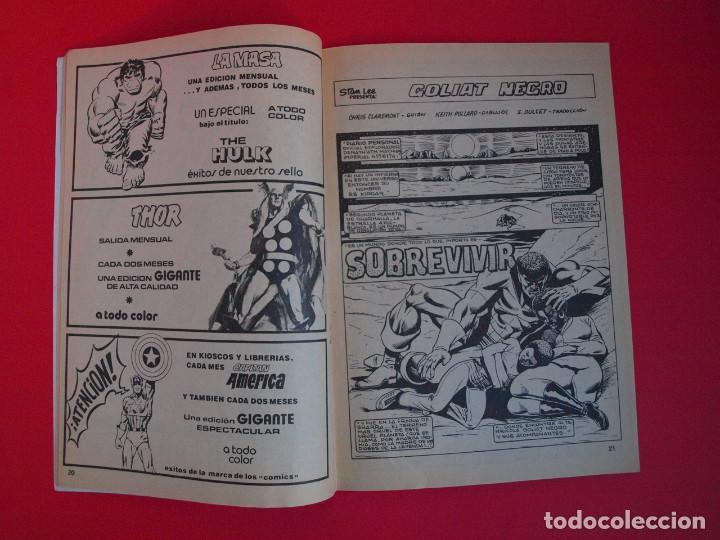 Cómics: SELECCIONES MARVEL PRESENTA: LOS INVASORES - VOL. VOLUMEN V. 1 Nº 50 - VERTICE 1980 - Foto 3 - 106926779