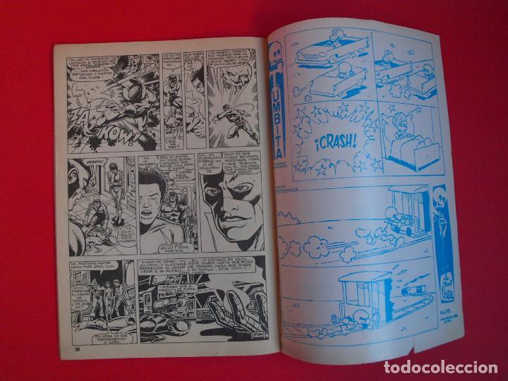 Cómics: SELECCIONES MARVEL PRESENTA: LOS INVASORES - VOL. VOLUMEN V. 1 Nº 50 - VERTICE 1980 - Foto 4 - 106926779