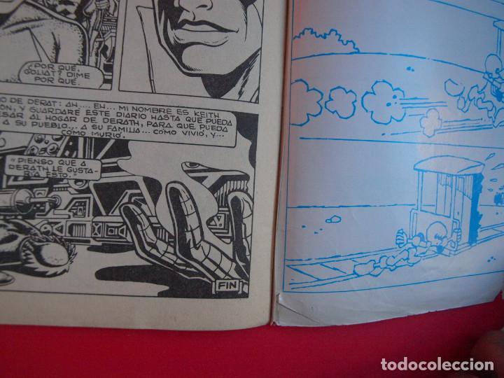 Cómics: SELECCIONES MARVEL PRESENTA: LOS INVASORES - VOL. VOLUMEN V. 1 Nº 50 - VERTICE 1980 - Foto 8 - 106926779