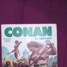 Cómics: CONAN EL BARBARO. EXTRA 1. MUNDI COMICS 1980. Lote 106964276