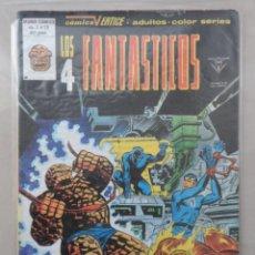 Cómics: LOS 4 FANTASTICOS VOL.3 Nº 29 (DE 33) - POSIBLE ENVIO GRATIS - VERTICE - STAN LEE & JACK KIRBY. Lote 107265435