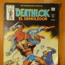 Cómics: COMIC - DEATHLOK EL DEMOLEDOR - VOL. 1 - Nº 27 - SALDO DE CUENTAS- MUNDI COMICS - VERTICE. Lote 107298083