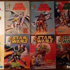 Cómics: STAR WARS. COLECCIÓN COMPLETA 8 NÚMEROS (DEL 1 AL 8). SURCO. LÍNEA 83. 1983. Lote 107398011