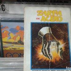 Comics - COMIC VERTICE ZARPA DE ACERO VOL.3 - 107401679