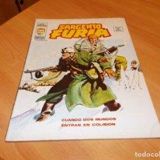 Cómics: SARGENTO FURIA V.2 Nº 10. Lote 107436571
