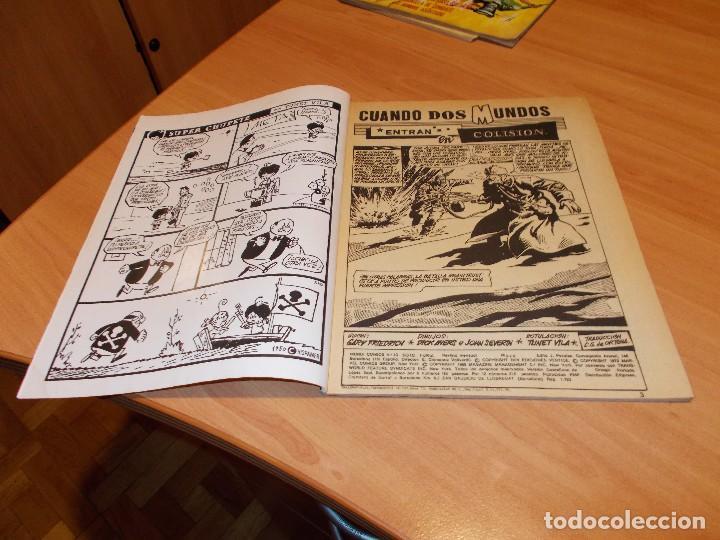 Cómics: SARGENTO FURIA V.2 Nº 10 - Foto 5 - 107436571