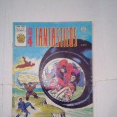 Cómics: LOS 4 FANTASTICOS - VERTICE - VOLUMEN 3- NUMERO 21 - BUEN ESTADO - CJ 75 - GORBAUD. Lote 107568799
