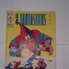 Cómics: LOS 4 FANTASTICOS - VERTICE - VOLUMEN 3- NUMERO 10 - BUEN ESTADO - CJ 75 - GORBAUD. Lote 107568935