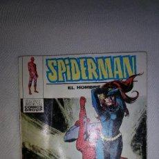 Cómics: SPIDERMAN VOLUMEN I 25PTAS- Nº 37 - CUIDADO CON LA VIUDA NEGRA - EDICIONES VERTICE. Lote 107641755