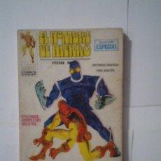 Cómics: EL HOMBRE DE HIERRO - VERTICE - NUMERO 23- CJ 76 - GORBAUD. Lote 107775423