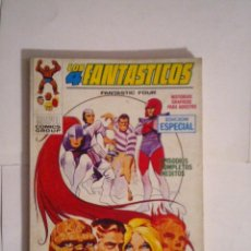 Cómics: LOS 4 FANTASTICOS - VERTICE - VOLUMEN 1 - NUMERO 18 - BUEN ESTADO - CJ 76 - GORBUAD. Lote 107782299