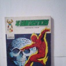 Cómics: LOS 4 FANTASTICOS - VERTICE - VOLUMEN 1 - NUMERO 49 - CJ 76 - GORBAUD. Lote 107874939