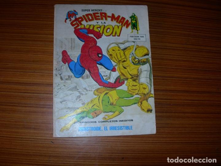 SUPER HEROES Nº 10 EDITA VERTICE (Tebeos y Comics - Vértice - Super Héroes)