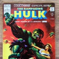 Comics : THE RAMPAGING HULK NUMERO 8 COMICS VERTICE MUNDI COMICS. Lote 107901500