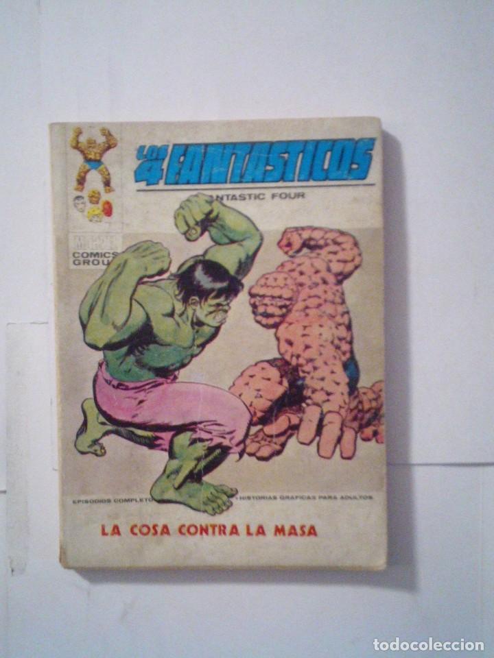 LOS 4 FANTASTICOS - VERTICE - VOLUMEN 1 - NUMERO 56 - CJ 107 - GORBAUD (Tebeos y Comics - Vértice - 4 Fantásticos)