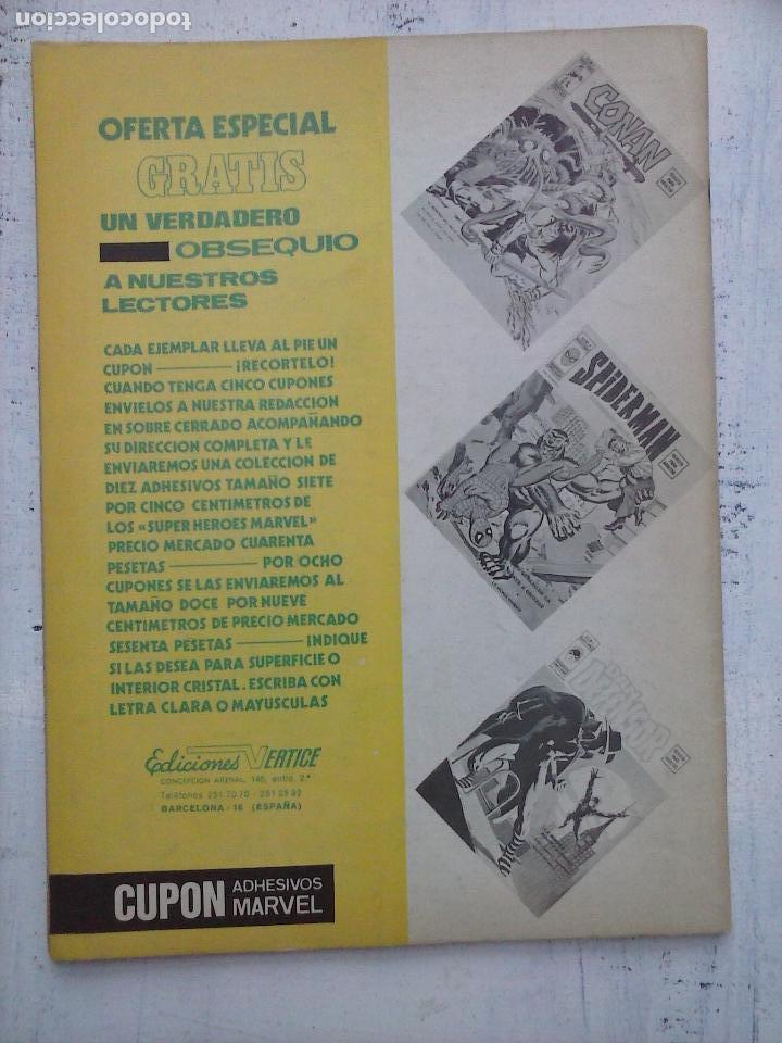 Cómics: LOS VENGADORES V 2 - 27 NºS -1,2,3,4,5,6,7,8,9,10,11,12,13,14,15,16,19,20,21,22,23,24,25,26,47,48,50 - Foto 19 - 107938947