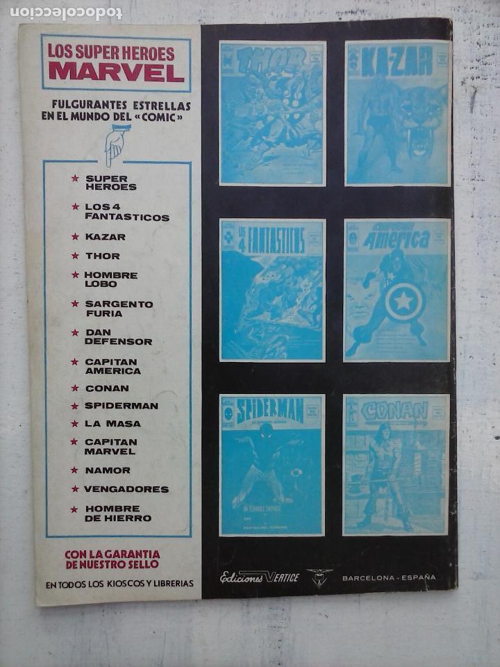 Cómics: LOS VENGADORES V 2 - 27 NºS -1,2,3,4,5,6,7,8,9,10,11,12,13,14,15,16,19,20,21,22,23,24,25,26,47,48,50 - Foto 23 - 107938947