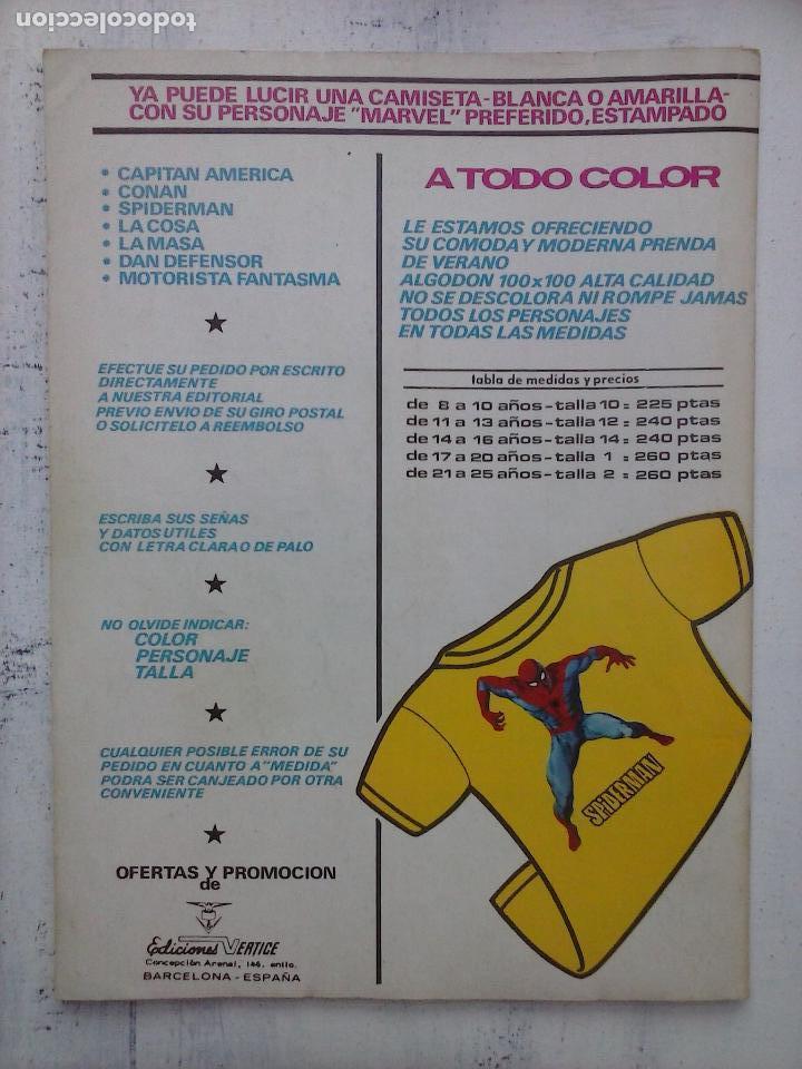 Cómics: LOS VENGADORES V 2 - 27 NºS -1,2,3,4,5,6,7,8,9,10,11,12,13,14,15,16,19,20,21,22,23,24,25,26,47,48,50 - Foto 25 - 107938947