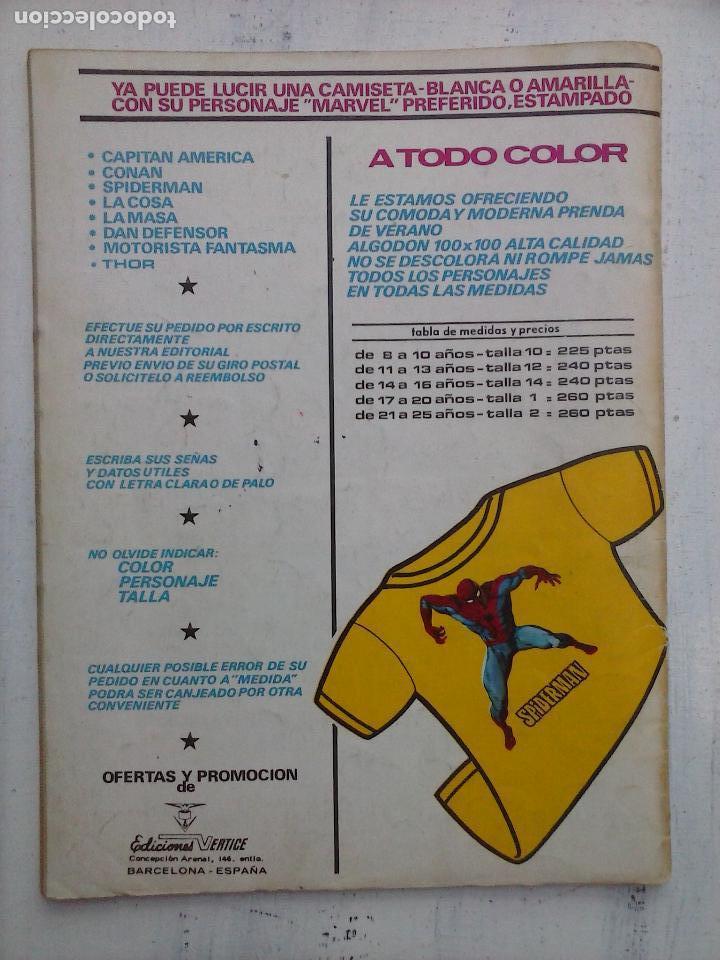 Cómics: LOS VENGADORES V 2 - 27 NºS -1,2,3,4,5,6,7,8,9,10,11,12,13,14,15,16,19,20,21,22,23,24,25,26,47,48,50 - Foto 32 - 107938947