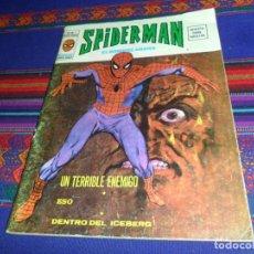 Cómics: VÉRTICE VOL. 2 SPIDERMAN Nº 1. 1974 30 PTS. UN TERRIBLE ENEMIGO. BUEN ESTADO Y MUY DIFÍCIL.. Lote 108240119